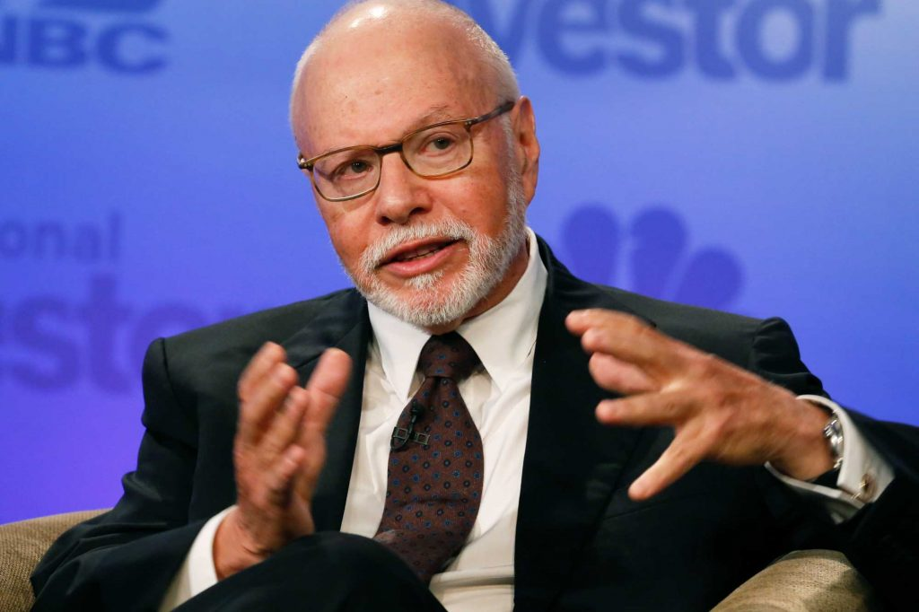 Elliott Management's Paul Singer seeks to replace Twitter CEO Jack Dorsey, source says
