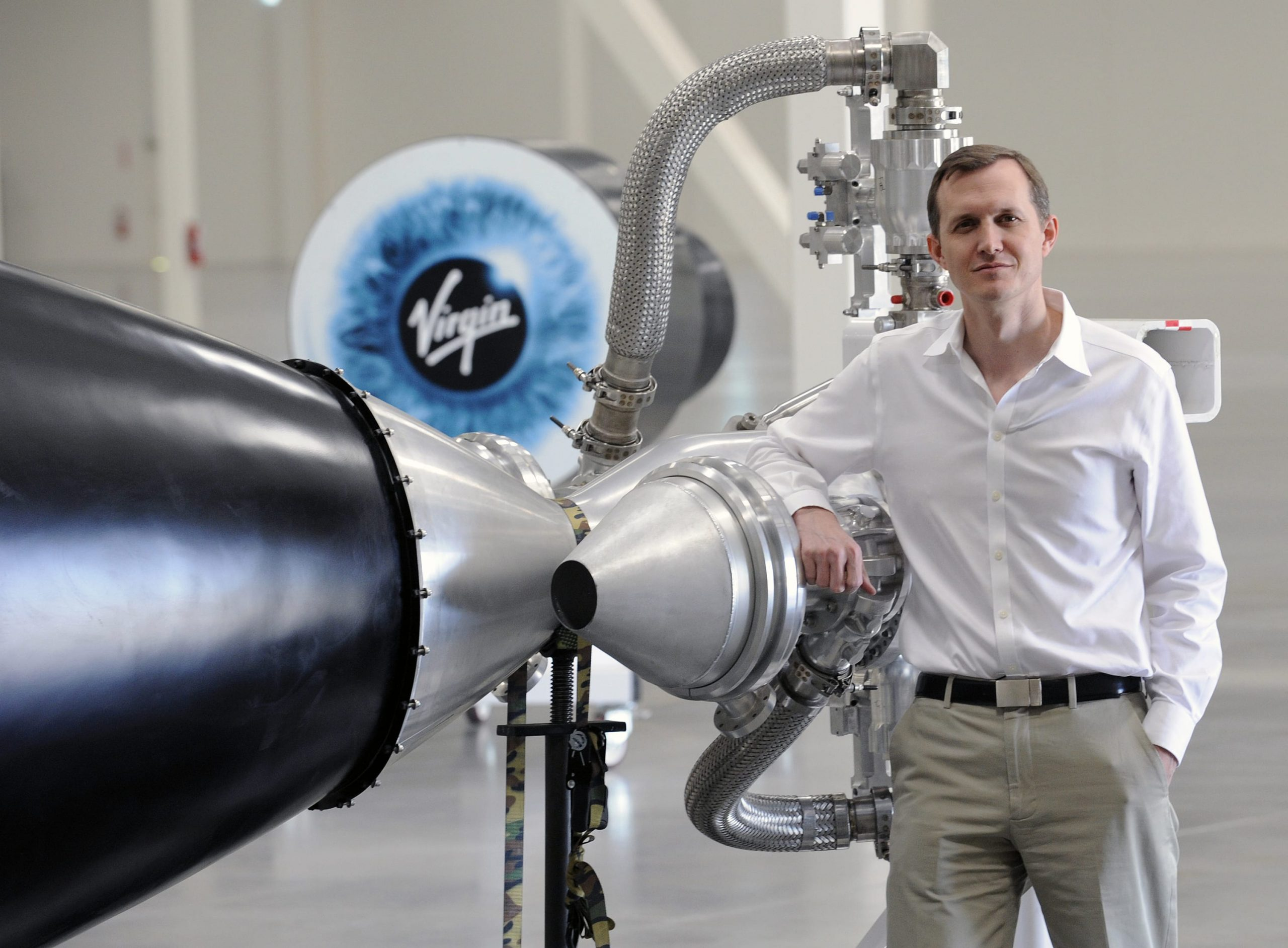 Virgin Galactic CEO George Whitesides on the path to space tourism