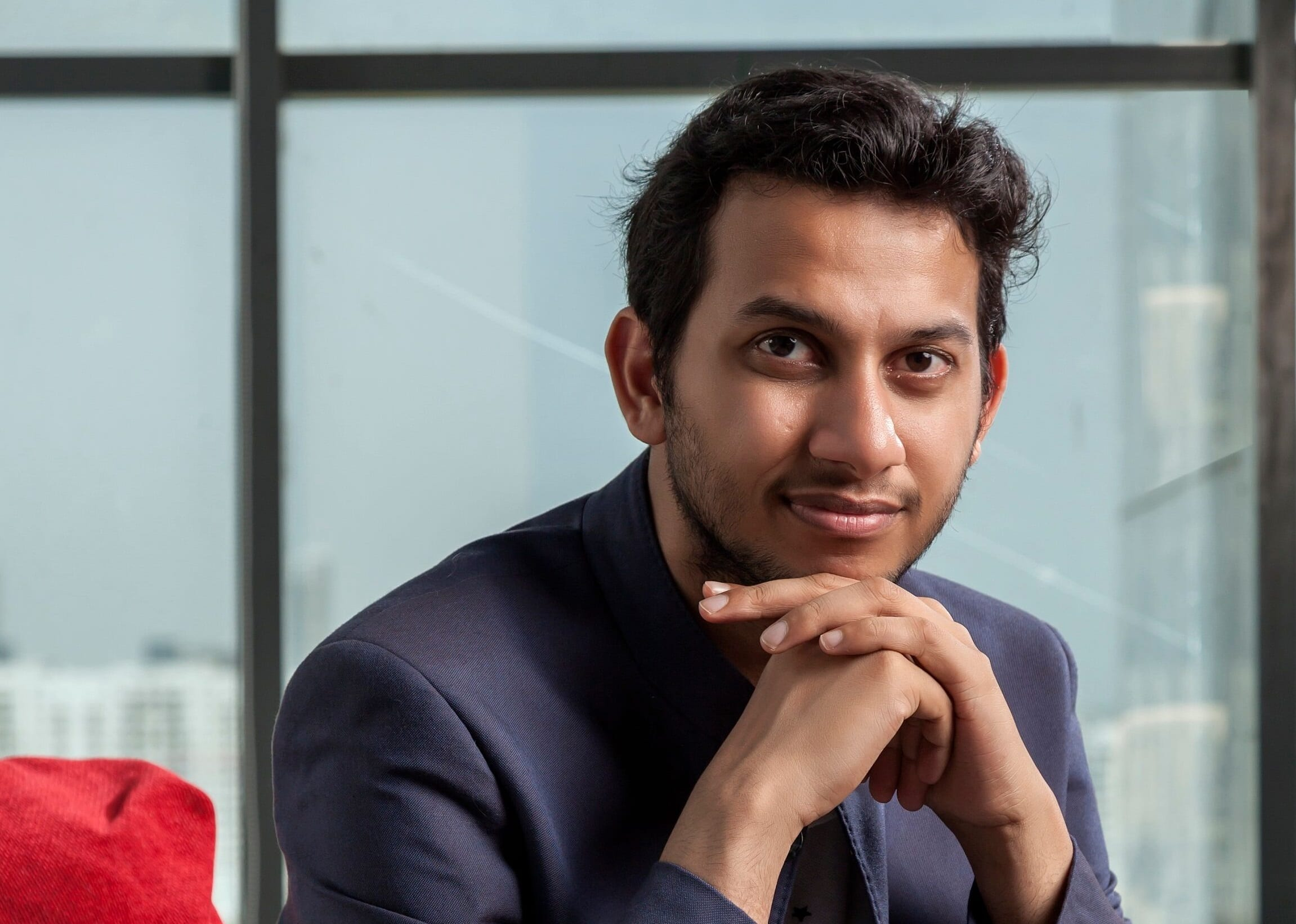 Oyo CEO Ritesh Agarwal touts hospitality start-up despite criticism
