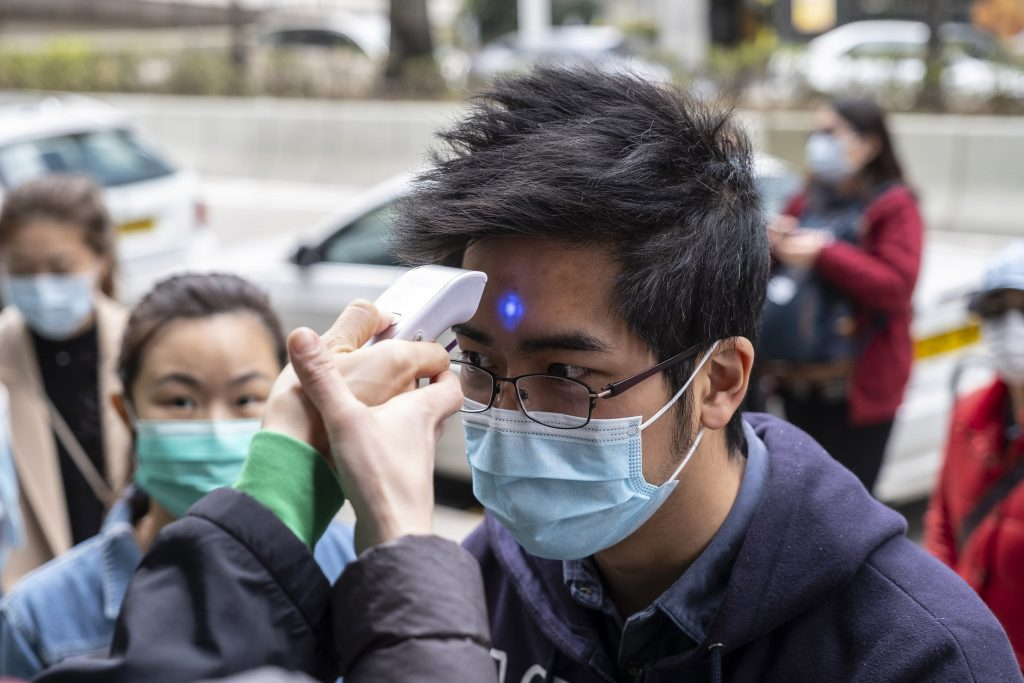 CDC issues travel guidelines for Hong Kong due to coronavirus