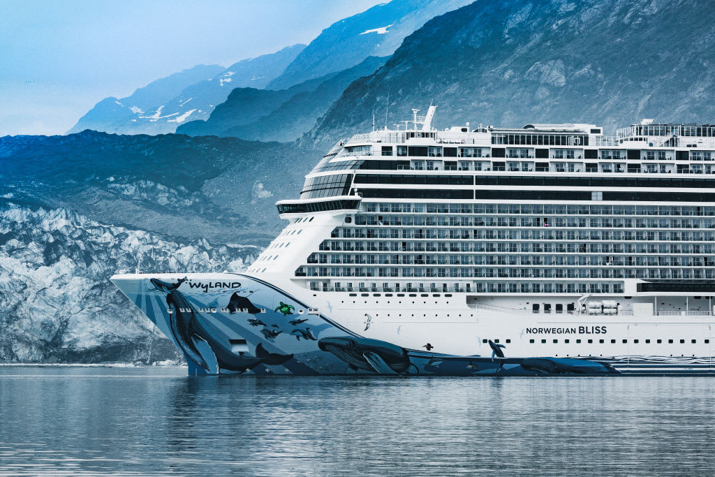 the big 3 cruise companies suspend operations
