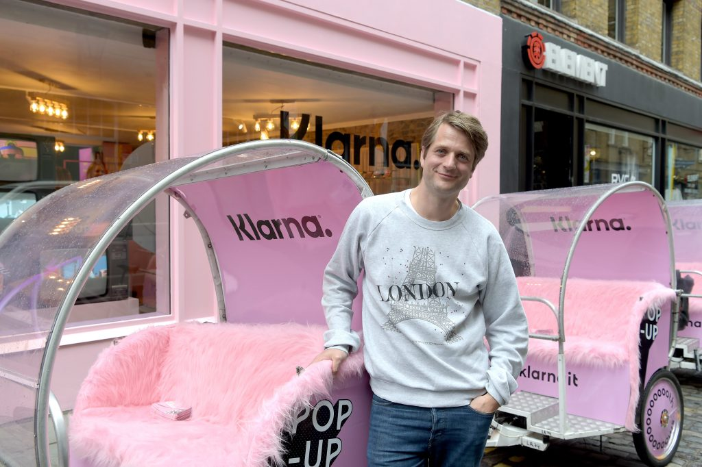 China's Ant Financial buys stake in Sweden's Klarna