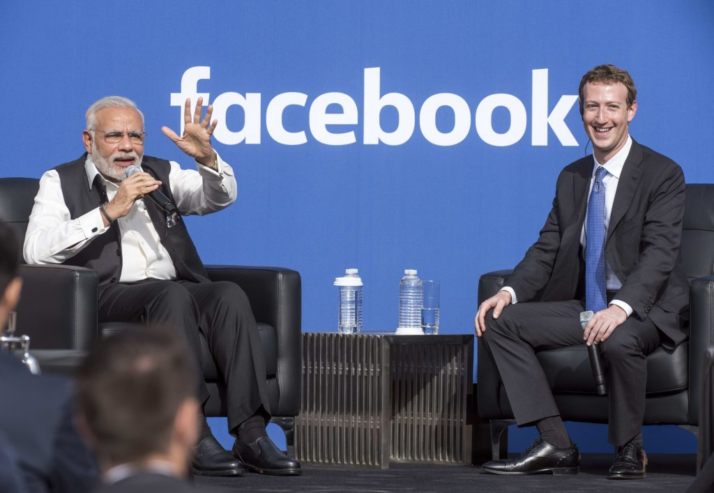 Facebook invests $5.7 billion into Indian conglomerate Jio Platforms