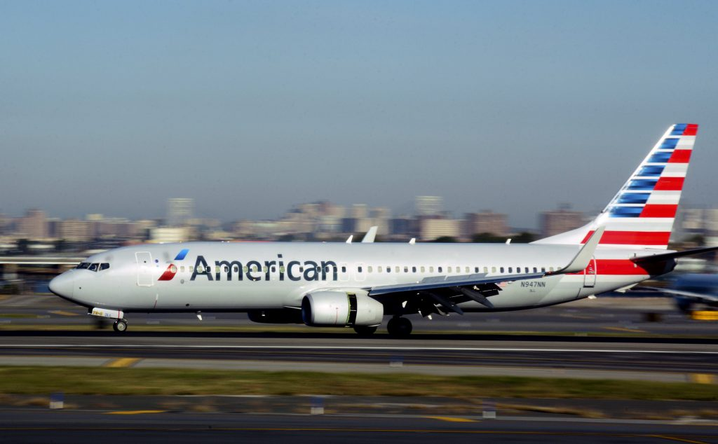 American Airlines slashes service in the New York area