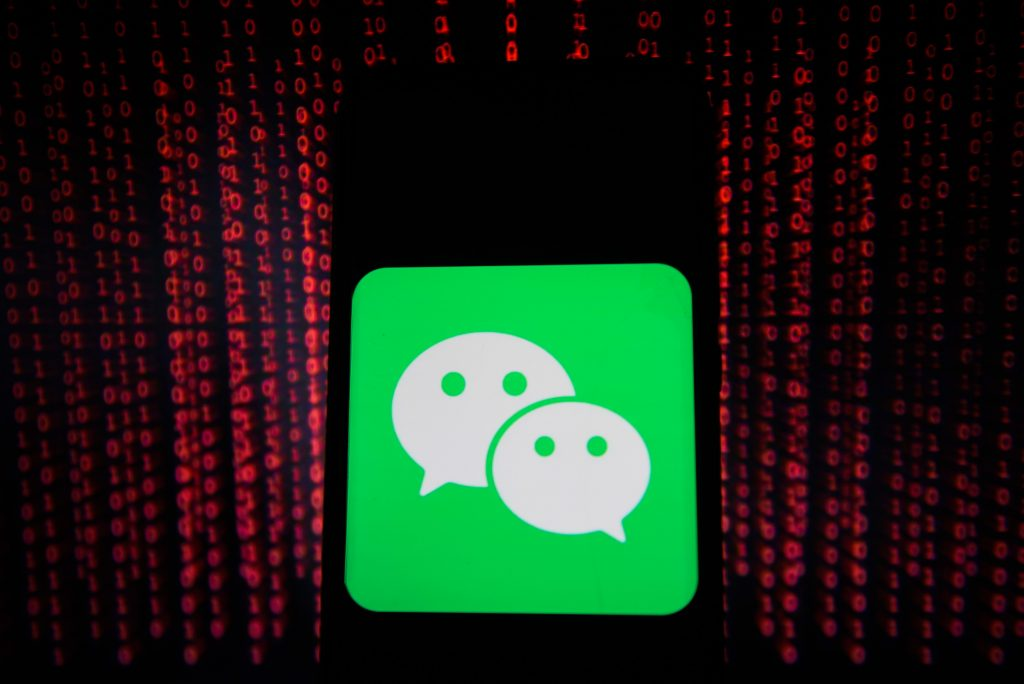 Tencent surveilled foreign users of WeChat to refine censorship in China