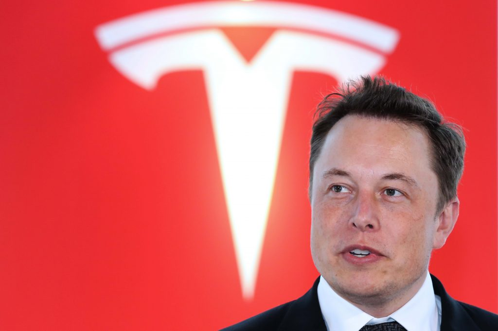 Tesla tells furloughed workers expect a week or more of unemployment