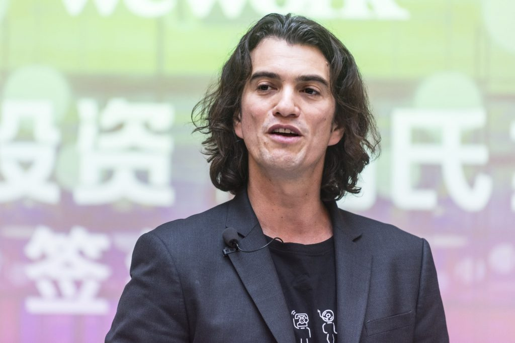 WeWork's Adam Neumann calls out SoftBank 'abuse of power' in lawsuit