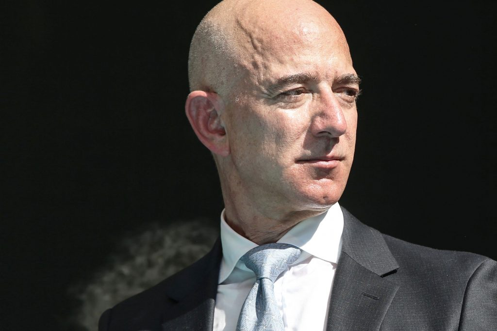 Amazon declines to commit to Jeff Bezos testimony in Congress