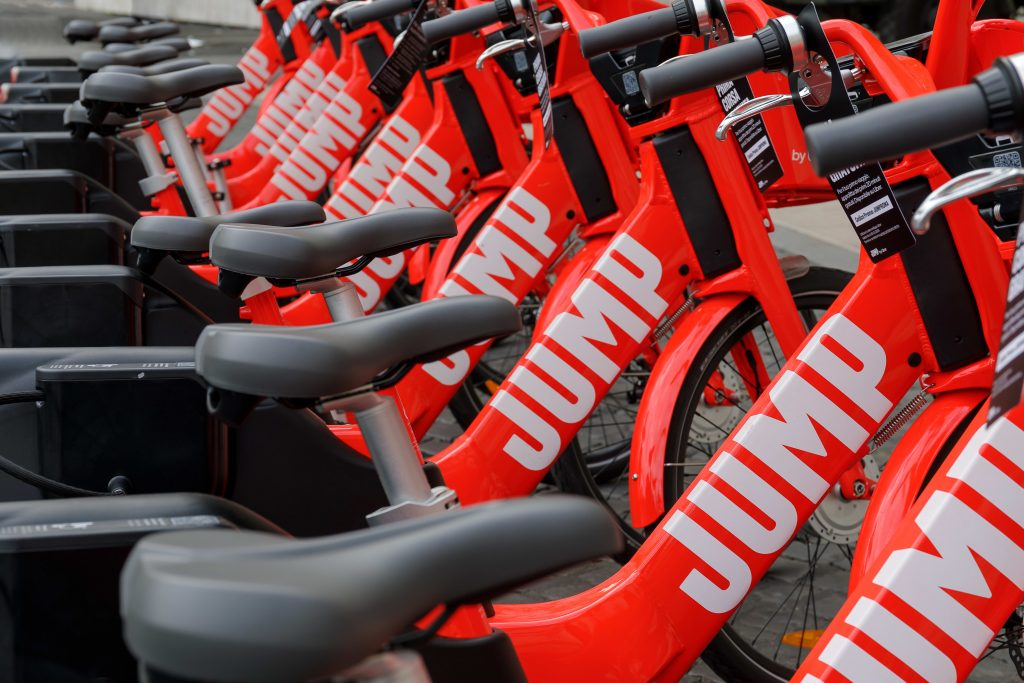 Uber sends thousands of electric bikes to the scrapheap