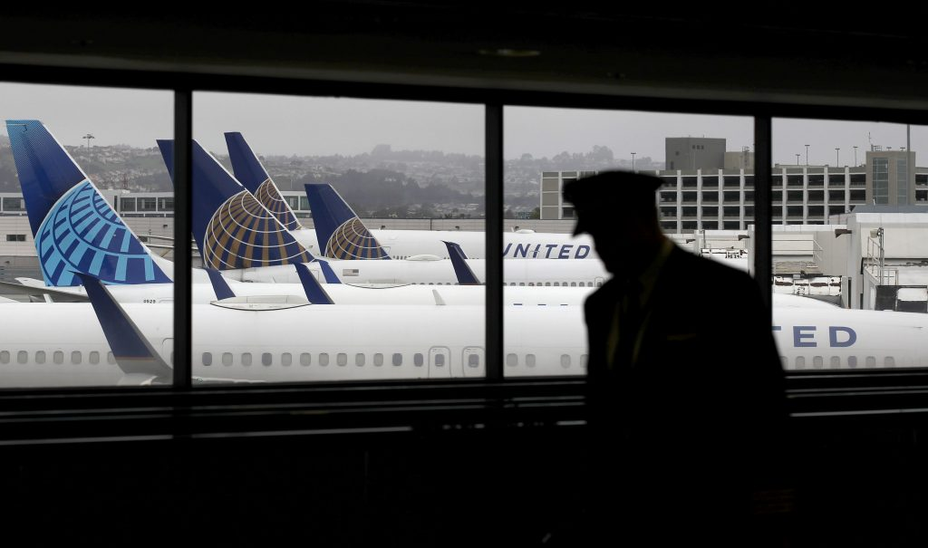 United cuts 13 execs as travel demand 'a very long way from where it was'