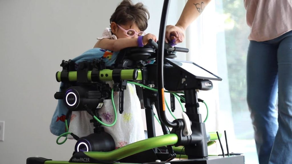 How robots are replacing wheelchairs to help people walk again