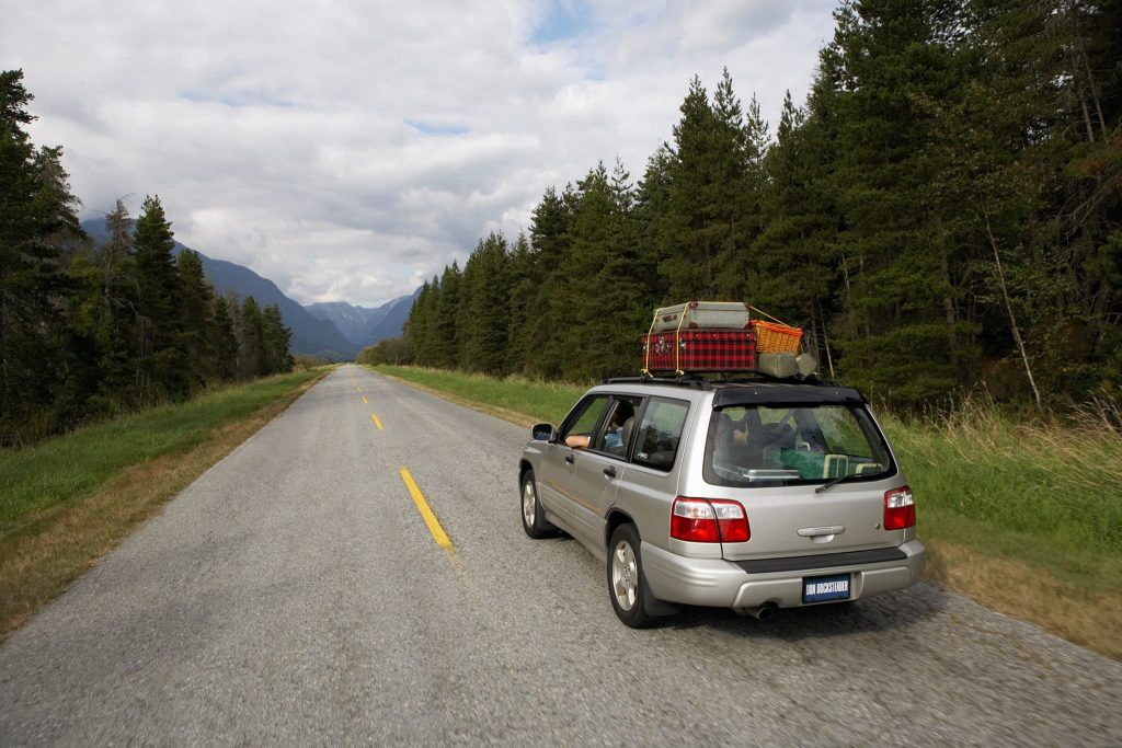 Plan a road trip, camping, or rental home vacation during coronavirus