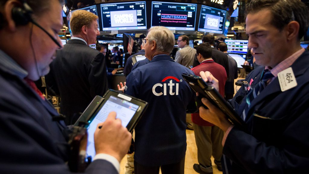 Citigroup, Boeing, United Airlines, GrubHub & more