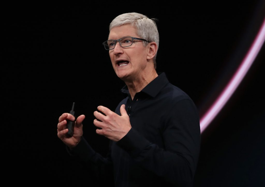 Apple CEO Tim Cook's open letter on racism
