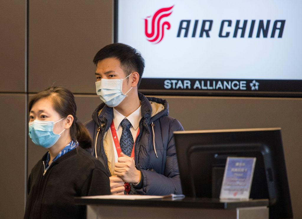 U.S. scraps plan to ban Chinese airlines after Beijing permits foreign carriers