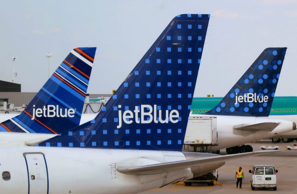 JetBlue CEO expects domestic travel to recover before international