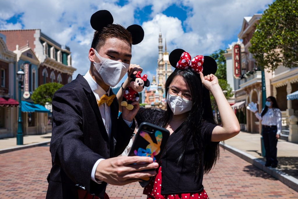 We went inside Hong Kong Disneyland's reopening. Here's what we saw