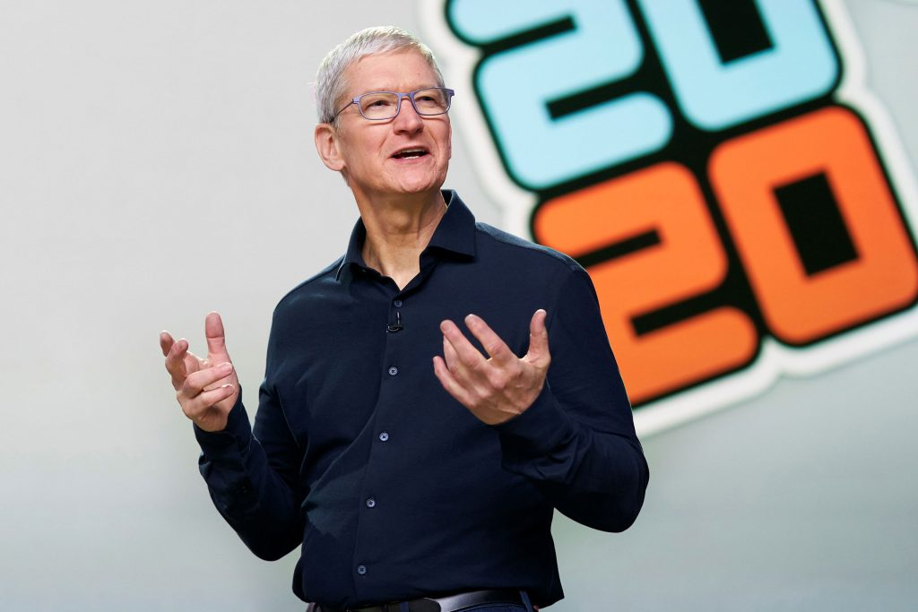Here's everything Apple just announced