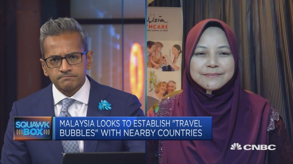 Medical tourism for Malaysia drops 75% due to pandemic