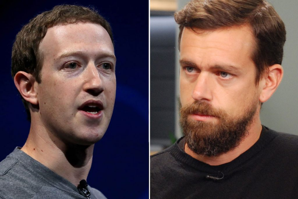 Facebook, Twitter CEOs set to answer to Senate after reducing NY Post story distribution