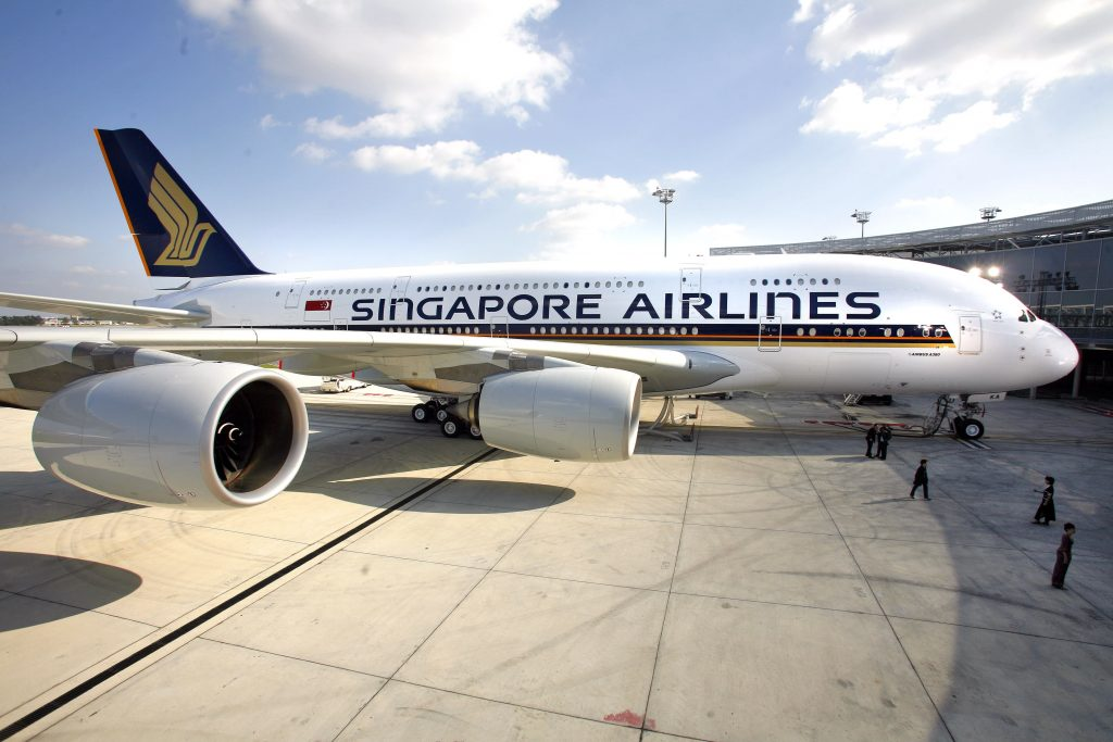 Singapore Airlines drops 'flight to nowhere' but will sell onboard meals