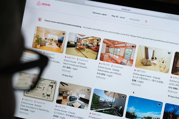 Airbnb IPO comes as some see a post-Covid return to hotels