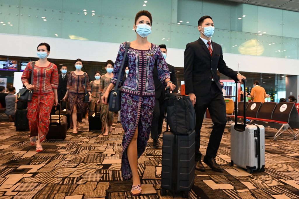 Hong Kong-Singapore travel bubble sparks plans for more across Asia