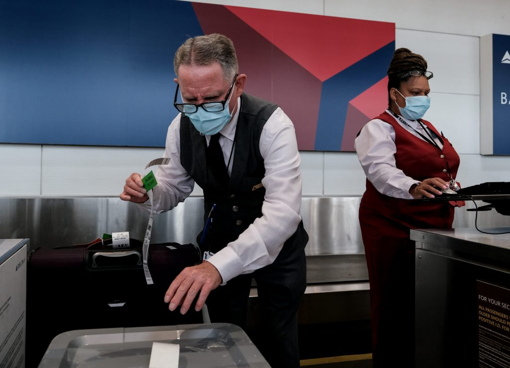 Delta CEO asks employees to take more unpaid leave in 2021 as industry continues to struggle