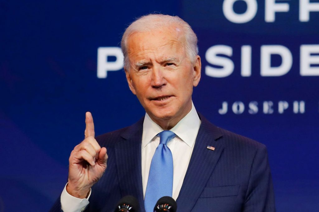 Biden hints at a tougher stance against state sponsors of cyberattacks